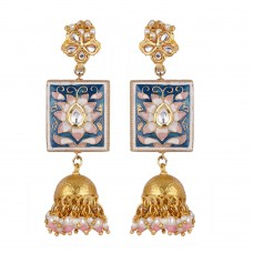 Kamal Jhumka Earrings