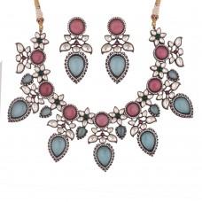 Zeenat Necklace Set