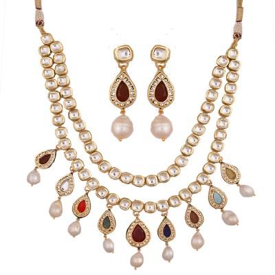 Minaish Necklace Set