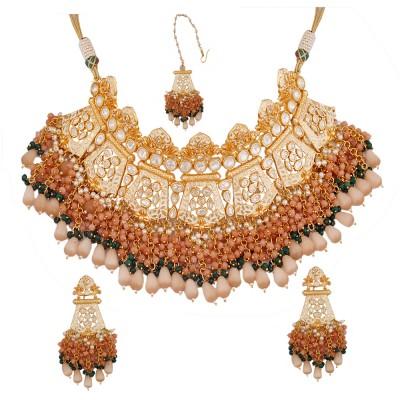 Gayatri Necklace Set