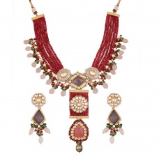 Saumya Necklace Set
