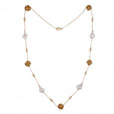Gold diva meena chain