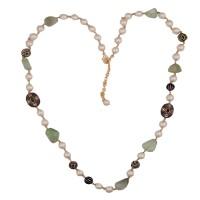 Fluorite stones chain
