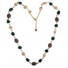 Malika chain necklace