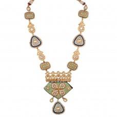 Green empress necklace