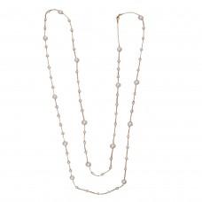 Gloria pearl Chain gold