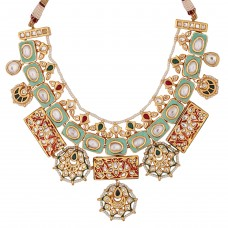 Apsara necklace