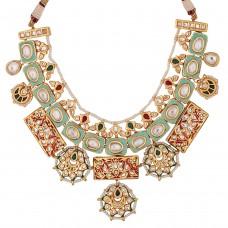 Apsara necklace