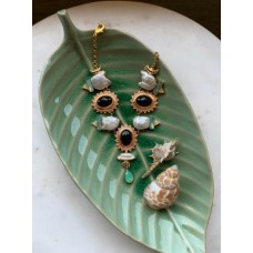 Baroque splendour necklace