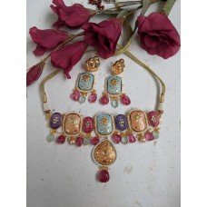 Abha necklace set