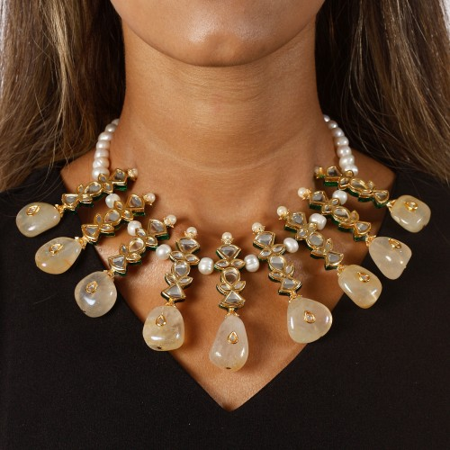 Shalimar Necklace