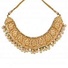 Anjali Kundan Set with Earrings