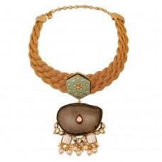 Arabella Black Necklace