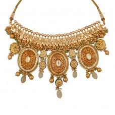 Antique Rajwadi Necklace