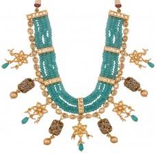 Sky Blue Diva Necklace