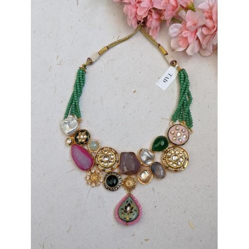 Aaisha Fusion Necklace