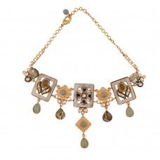 Ayaana Geometric Necklace