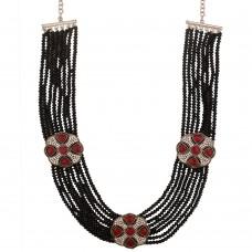 Zahra Black necklace