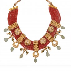 Avani Ruby Necklace