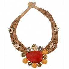Anaya Jute necklace