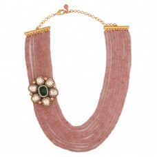 Amira Kundan layered Necklace