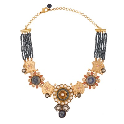 Cora Fusion Necklace