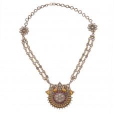 Yuvika Antique Necklace