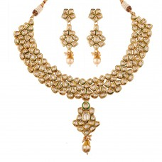 Swara Necklace set with Earrings
