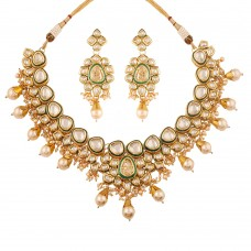 Tara Necklace Set with Earrings