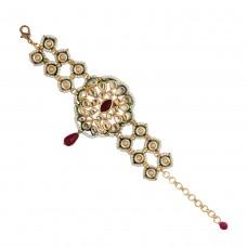 Maurya bracelet red
