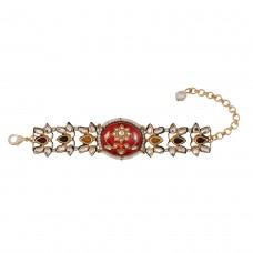 Kamal red bracelet