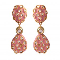 Sohaila earrings pink
