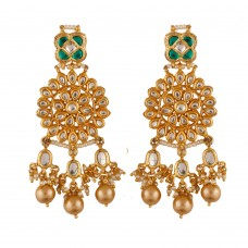 Jeeva Kundan Earrings