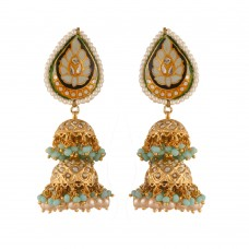 Aashni Meenakari Earrings