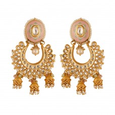 Amoolya Kundan Earrings