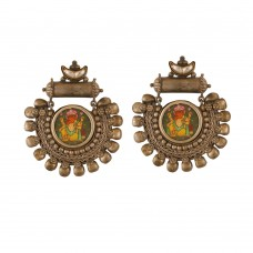 Tanya Antique Earrings