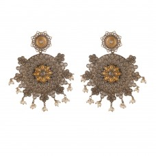 Yuvika Antique Earrings