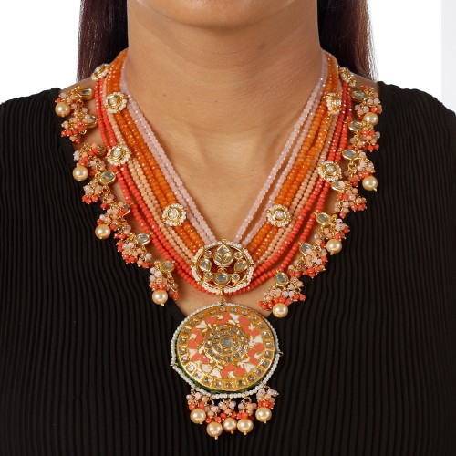 Ela Statement necklace