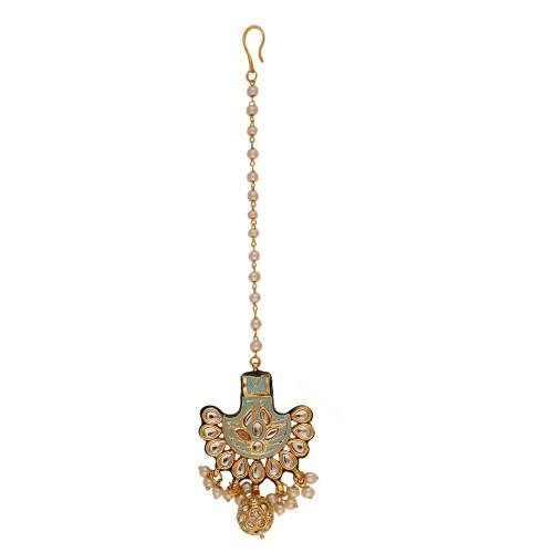Aaaliya necklace set